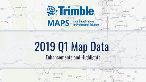 Feature Image - Q1 Map Data!