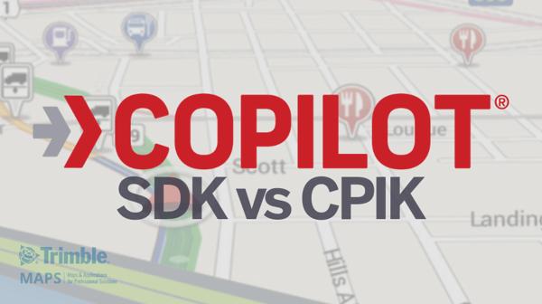 CoPilot SDK and CPIK