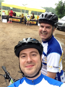 ALK & Trimble UK Ride For a Cause
