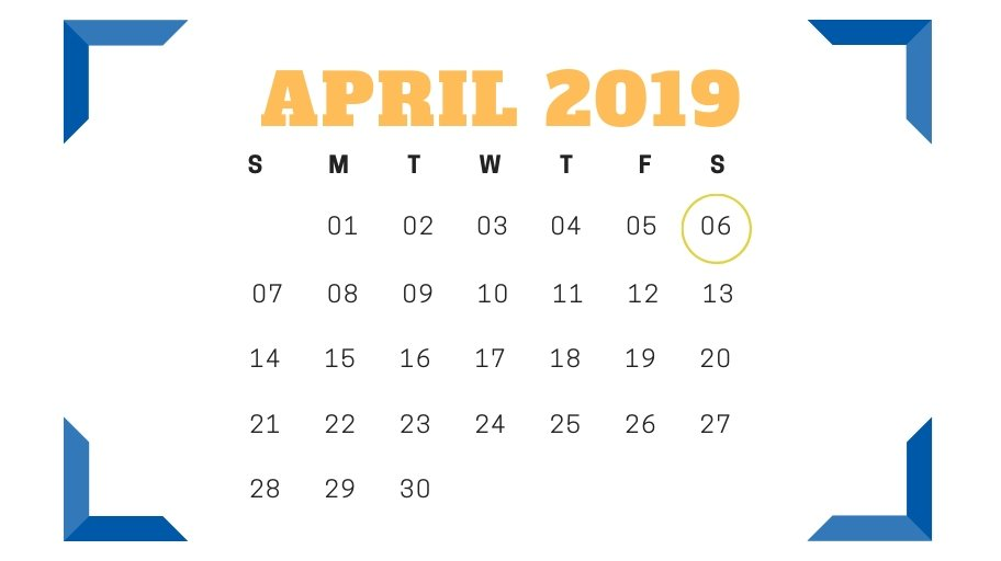 Upcoming GPS Week Number Rollover Event: April 6, 2019