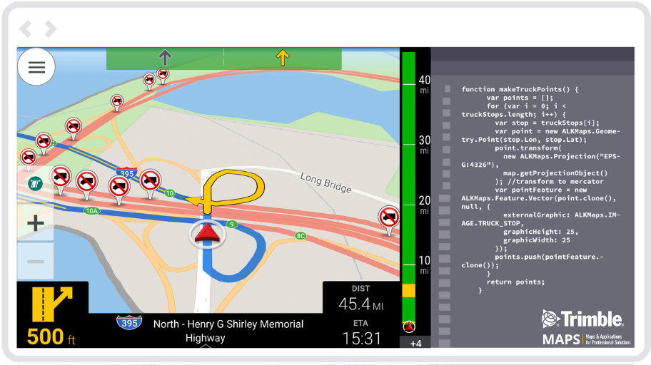 Introducing a Faster and Easier Integration Option for CoPilot Commercial Navigation