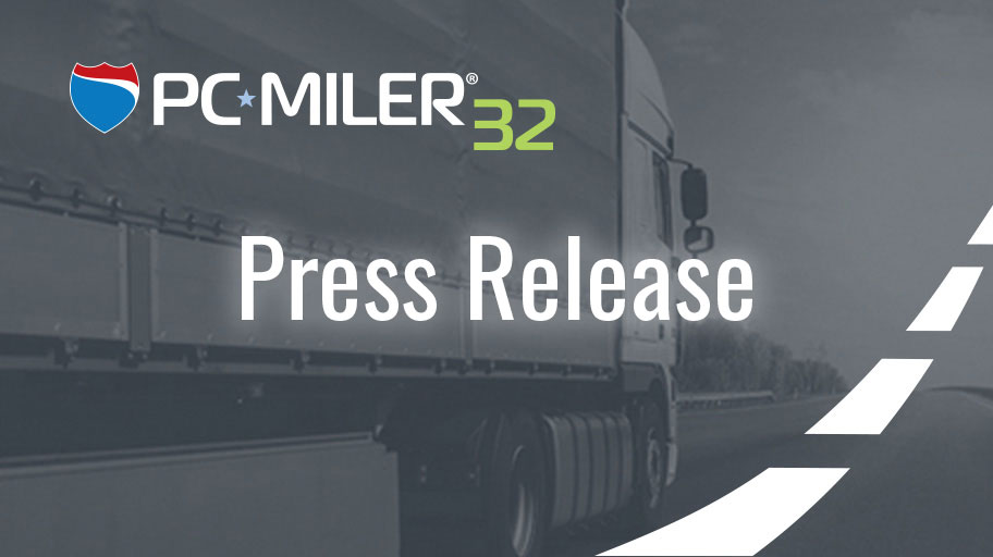 ALK Technologies Unveils PC*MILER 32, the Latest Version of its Industry Standard Commercial Routing, Mileage and Mapping Software