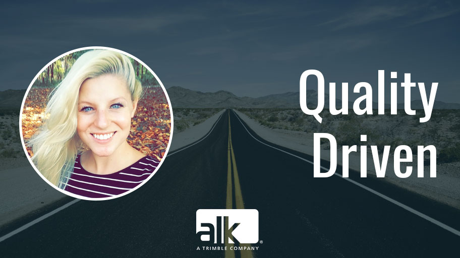 Quality Driven - Kristen Meseroll, Human Resources Specialist
