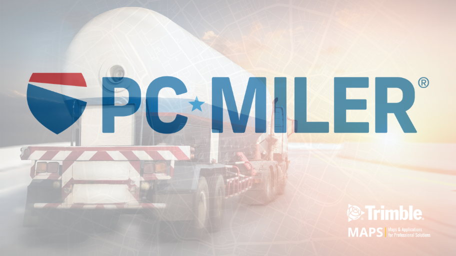 Better. Faster. Smarter. The Latest Version of PC*MILER is Here.