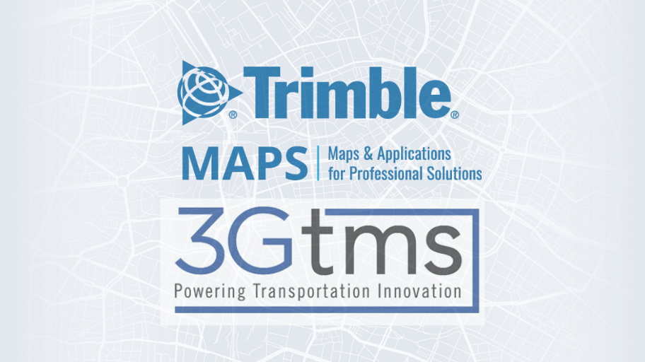 3Gtms Partners with Trimble for Commercial Routing Solutions