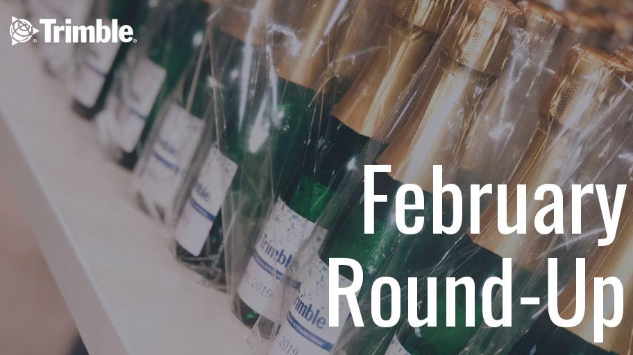 February 2019 Round-Up