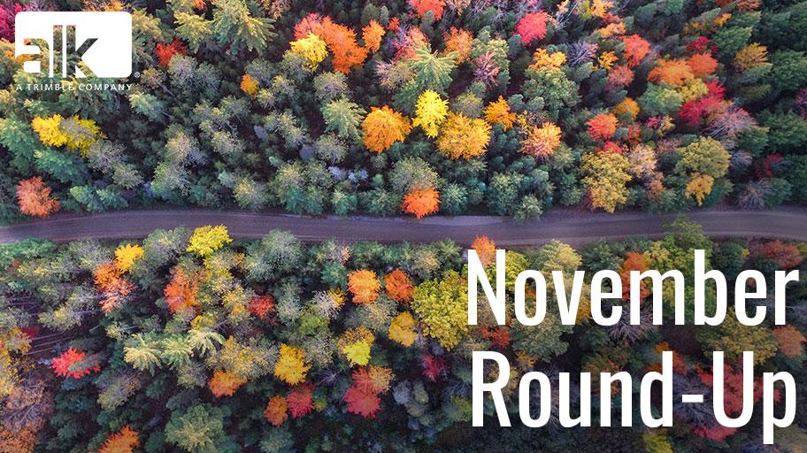 November 2018 Round-Up