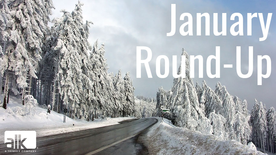 January 2019 Round-Up