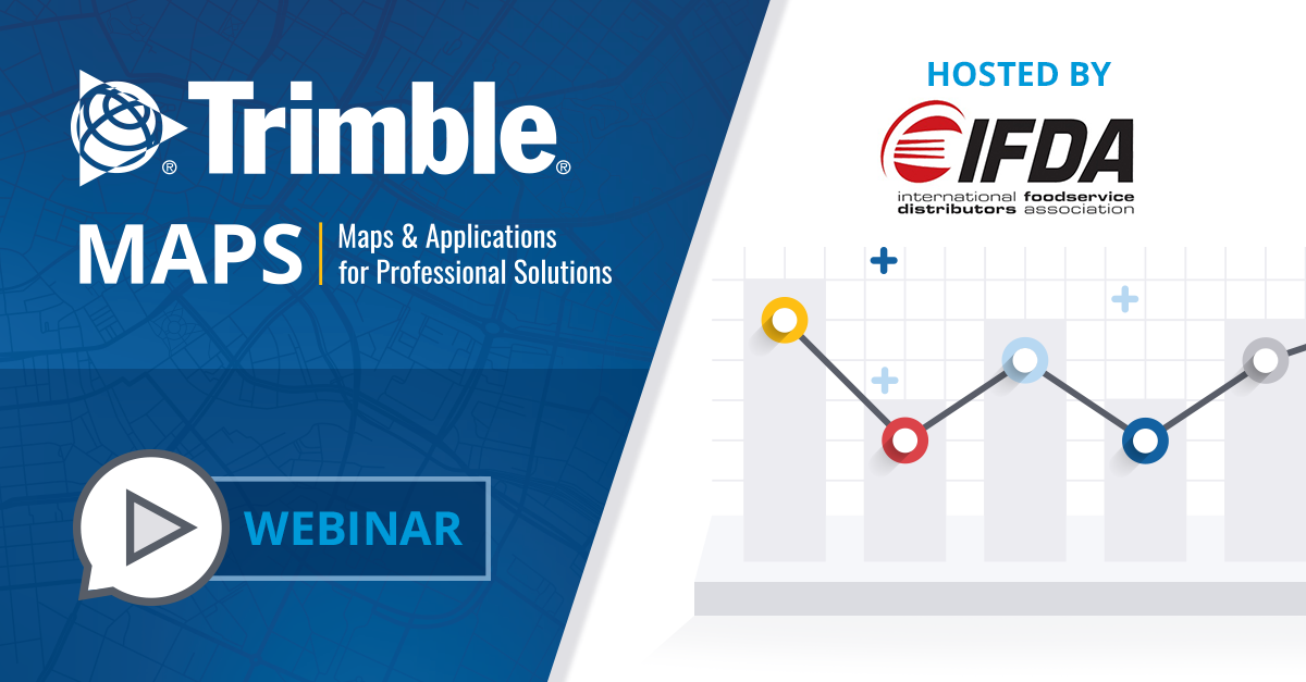 Free On Demand Webinar: Data and Analytics' Role in the Final Mile
