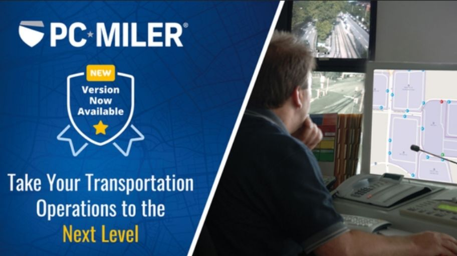 Every mile matters: PC*MILER's annual version update is now available