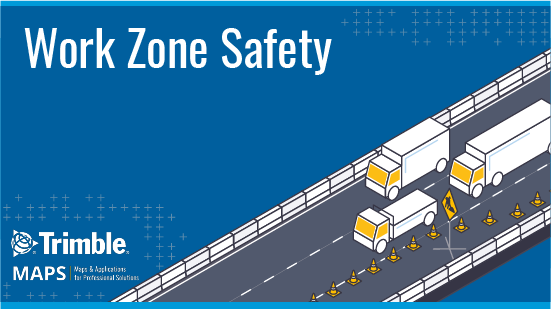 Safety for all: How we're using technology to proactively alert commercial drivers to slow down well ahead of work zone areas