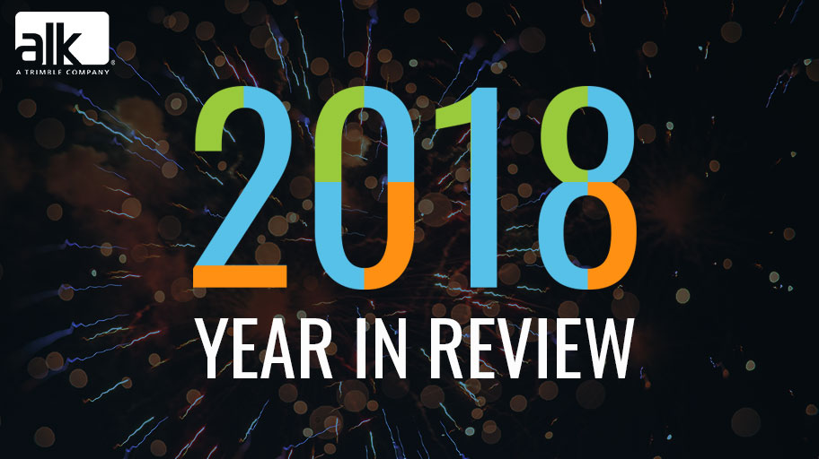 ALK's Year in Review: 2018